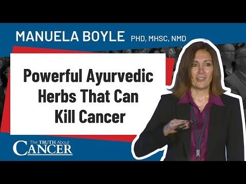 2 Ayurvedic Herbs That Can Kill Cancer