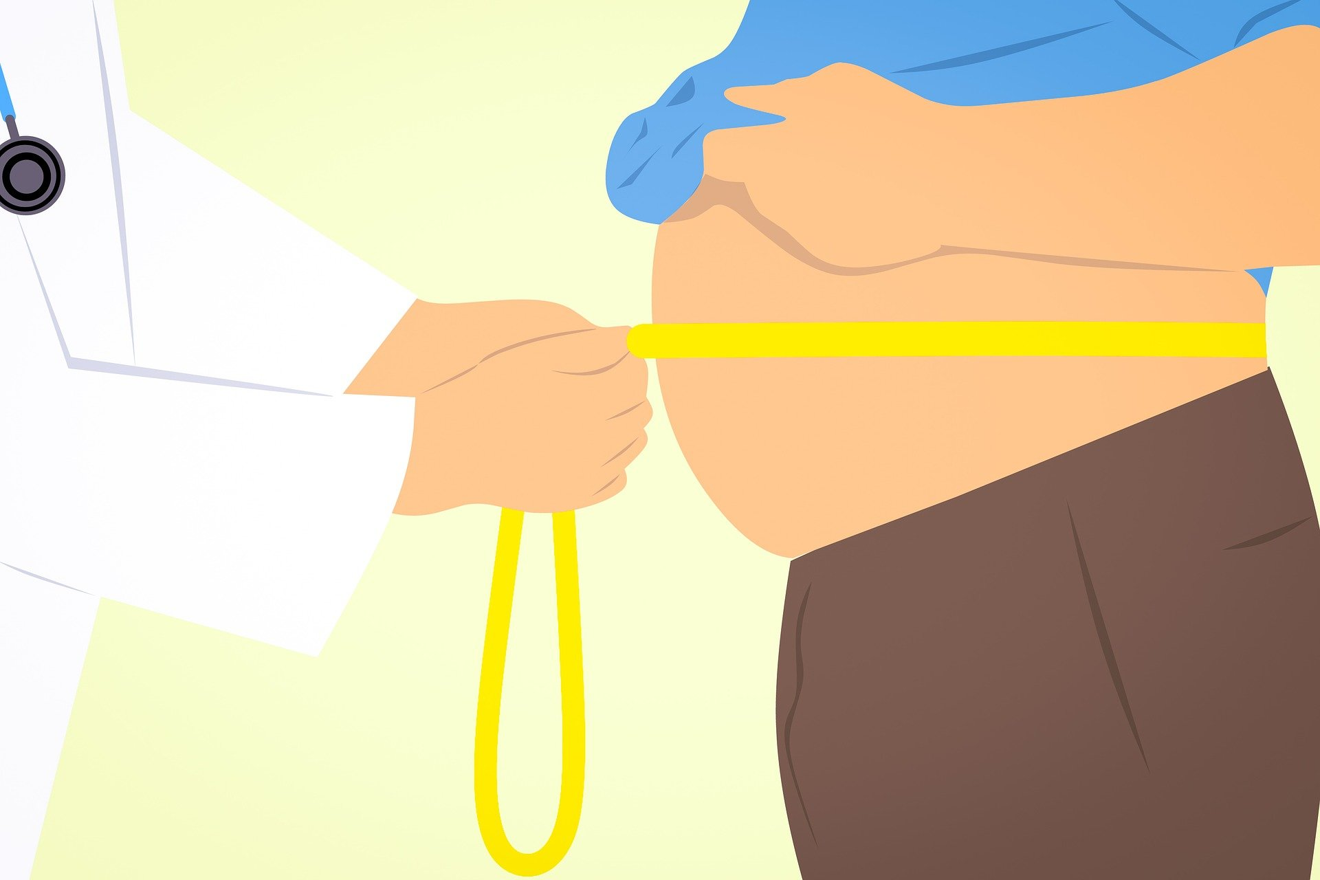 Research Says That Gut Bacteria Is A Major Cause Of Obesity