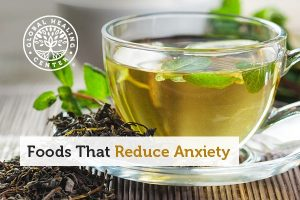 Foods That Calm Anxiety and Reduce Stress