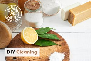 12 DIY Cleaning Recipes-From Hand Sanitizer to Floor Cleaner