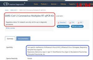 SARS-CoV-2 Coronavirus Multiplex RT-qPCR Kit