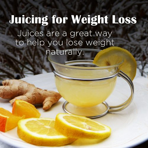 Juicing for Healthy Weight Loss