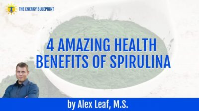 Amazing Health Benefits Of Spirulina